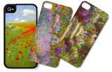 Floral Still Life iPhone 4/4S Case Set by Paul von Szinyei-Merse