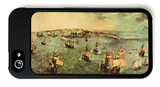 Port of Naples iPhone 5 Case by Pieter Bruegel the Elder