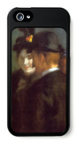 Theatre Foyer iPhone 5 Case by Louis Anquetin