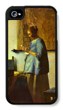 The Letter Reader iPhone 4/4S Case by Jan Vermeer