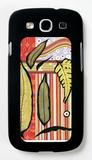 Go Go Leaves II Galaxy S III Case by Kris Taylor