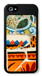 Mosaic Fragments II iPhone 5 Case by  Vision Studio