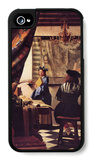 The Allegory of Painting iPhone 4/4S Case by Jan Vermeer