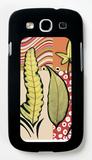 Go Go Leaves I Galaxy S III Case by Kris Taylor