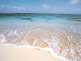 Water's Edge, Beautiful Beach Scene Photographic Print by Green Light Collection