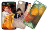 Children iPhone 4/4S Case Set by Mary Cassatt