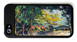 Into Street iPhone 5 Case by Paul Cézanne