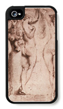 Three Caryatids iPhone 4/4S Case by Peter Paul Rubens