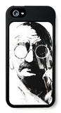 Gandhi iPhone 5 Case by Alex Cherry