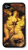 The Medici's Arriving in Marseille, Detail iPhone 4/4S Case by Peter Paul Rubens