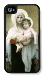 The Madonna of the Roses iPhone 4/4S Case