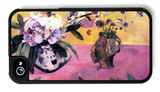 Still Life with Japanese Woodblock iPhone 4/4S Case by Paul Gauguin