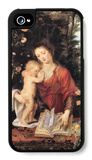 Mary with Child iPhone 4/4S Case by Peter Paul Rubens