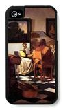 Musical Trio iPhone 4/4S Case by Jan Vermeer