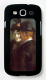 Theatre Foyer Galaxy S III Case by Louis Anquetin