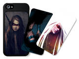 Howl Loose Sigur iPhone 5/5S Case Set by Charlie Bowater