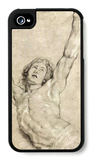 Figure Study of Christ iPhone 4/4S Case by Peter Paul Rubens