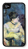 Madame Gauguin iPhone 4/4S Case by Paul Gauguin