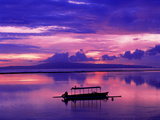 Sunrise Bali/Sanur Indonesia Photographic Print by Green Light Collection