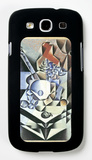 Still Life with Flowers Galaxy S III Case by Juan Gris