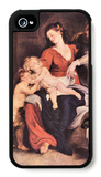 The Holy Family with the Basket iPhone 4/4S Case by Peter Paul Rubens