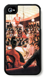 The Sporting Women iPhone 4/4S Case by James Tissot