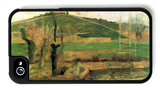 Look at Sainte Margueritte Near Pontavon iPhone 4/4S Case by Paul Gauguin