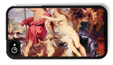 Venus and Adonis iPhone 4/4S Case by Peter Paul Rubens
