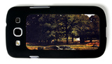 Chestnut Avenue in La Cellesaintcloud Galaxy S III Case by Alfred Sisley