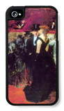 Paris Opera iPhone 4/4S Case by Jean Louis Forain
