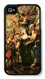 The Medici's Queen Escapes from Blois iPhone 4/4S Case by Peter Paul Rubens