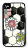 Tileworks IV iPhone 4/4S Case by Chariklia Zarris