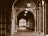 Arches of Royce Hall, University of California, Los Angeles, California, USA Photographic Print by Green Light Collection