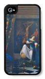 Allegory of Faith iPhone 4/4S Case by Jan Vermeer