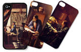People and Everyday Life iPhone 4/4S Case Set by Jan Vermeer