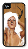 Headaches iPhone 4/4S Case by Charmaine Olivia