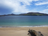 Empty Beach on Great Blasket Island Photographic Print by Green Light Collection
