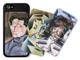 Portraits iPhone 5/5S Case Set by Juan Gris