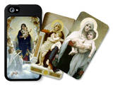 Madonna and Child iPhone 5/5S Case Set by William Adolphe Bouguereau