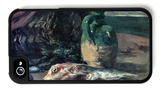 Still Life with Fish iPhone 4/4S Case by Paul Gauguin