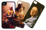 Women at Work iPhone 4/4S Case Set by Jan Vermeer