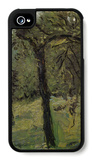 Sunny Meadow with Fruit Trees iPhone 4/4S Case by Richard Gerstl