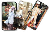 Women iPhone 4/4S Case Set by James Tissot