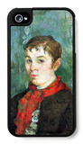 Landlord's Daughter iPhone 4/4S Case by Paul Gauguin