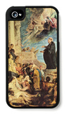 The Miracle of St. Francis Xavier iPhone 4/4S Case by Peter Paul Rubens