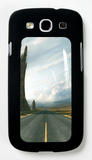 Mission Galaxy S III Case by Stephane Belin