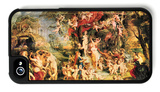 Venusfest iPhone 4/4S Case by Peter Paul Rubens