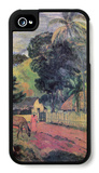 Landscape iPhone 4/4S Case by Paul Gauguin