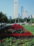 Grant Park Chicago IL USA Photographic Print by Green Light Collection