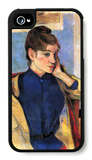 Madeleine Bernard iPhone 4/4S Case by Paul Gauguin